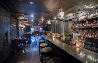 Alex Bar at the Graham Hotel