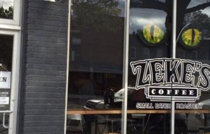Zeke's Coffee DC - February 2018 Location of the Month