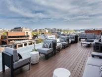 Graham Hotel Rooftop