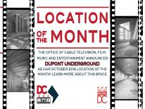 Location of the Month October 2016